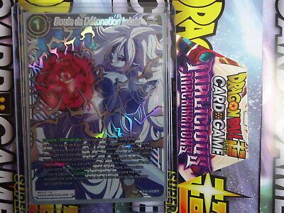 Dragon Ball Super Card Game FR Boule de Détonation totale BT8-043 SPR NEUF