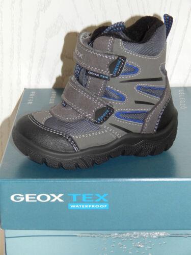 Geox Tex Winterstiefel NEU Waterproof 22 23 24 25 26 27  B Frosty
