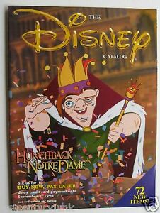 The-Disney-Catalog-Fall-1996-Hunchback-Of-Norte-Dame-Cover