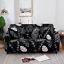 thumbnail 18 - Slipcover Sofa Covers Printed Spandex Stretch Couch Cover Furniture Protector