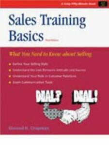 Crisp-Sales-Training-Basics-Third-Edition-What-You-Need-to-Know-ExLibrary