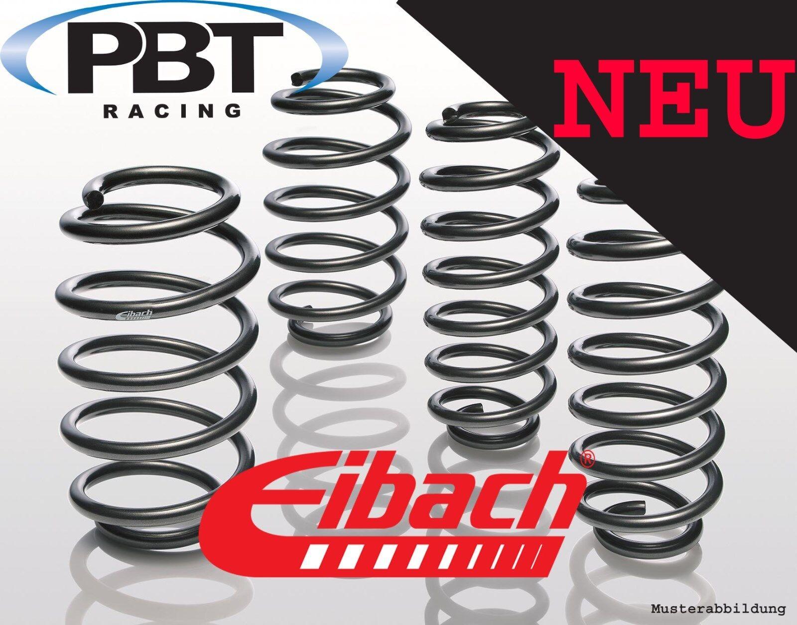 Eibach Springs pro-Kit Alfa-Romeo Mito ( Zar 955) 1.6 Jtdm Since Year 09.08