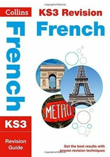 1 of 1 - French: Revision Guide (Collins New Key Stage 3 Revision),  | Paperback Book | 9