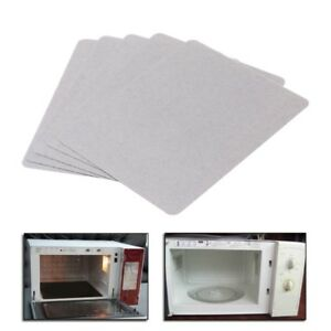Image Is Loading 5pcs Mica Plate Sheets Microwave Oven Replace Part