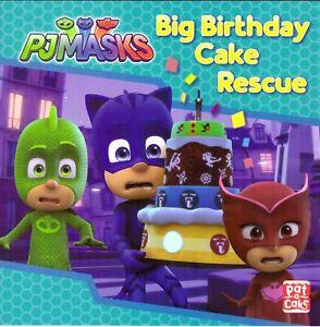 PJ-Masks-Story-Book-BIG-BIRTHDAY-CAKE-RESCUE-NEW
