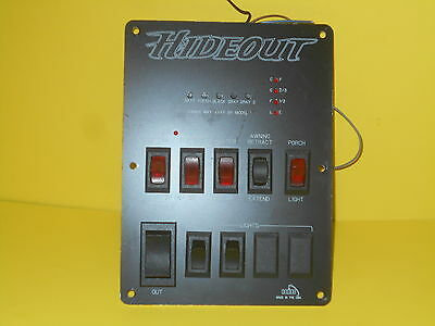 kib electronics rv hideout monitor panel m1566  2  ebay Wire Electrical Wiring Types