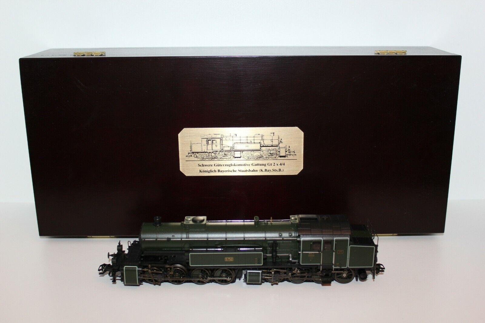 Märklin 37964 h0 tender locomotora GTL 2 x 4 4 la K. Bay. STS. B serie única