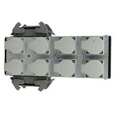 MPL ULPB82H Alu Powerbox 8 mit 2x 16pol Harting auf 8 Schukodosen / Multicore