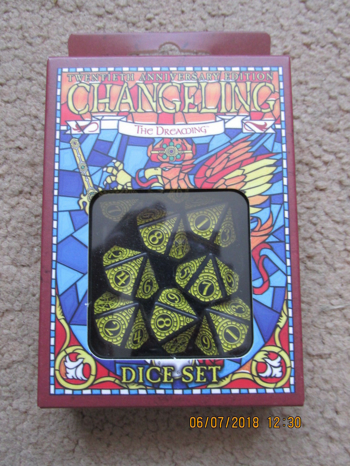 Changeling The Dreaming Dice Set 20th Ae 10d10 10 Workshop Games Table Amp For Sale Online Ebay Do you want to learn more about norse foundry kickstarter? changeling the dreaming xx 20th anniversary kickstarter new dice set 10d10 boxed