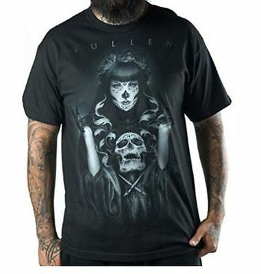 MENS SULLEN –DESTINE- TATTOO ARTIST BLACK T SHIRT
