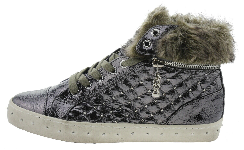 colors of california HC.SKECH46K High-Top Sneaker gefüttert black 179576
