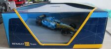 F1 1/43 RENAULT R26 F. ALONSO BRITISH GP 2006 RENAULT BOX MINICHAMPS