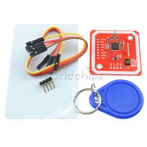 I2C-SPI-HSU-PN532-NFC-RFID-Modul-V3-Kit-Lesegeraet-Schriftsteller-Fuer-Arduino-Android-Phone