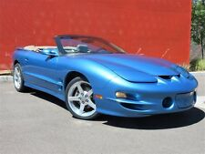 1999 Pontiac Trans Am Trans Am Convertible 2-Door