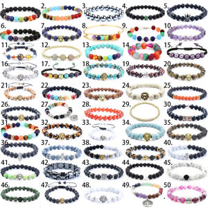 7-Chakra-Healing-Beaded-Bracelets-Natural-Lava-Stone-Diffuser-Bracelets-Jewelry