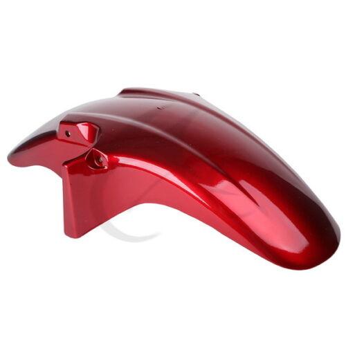 Painted Red Front Fender For HONDA CB900 CB900F CB919F Hornet900 2002-2007 06 05
