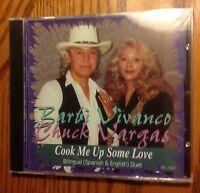 Barbi Vivanco Chuck Vargas Cook Me Up Some Love Cd Sealed Bilingual Goldband