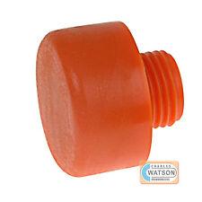 THOR 416PF 50mm Ricambio Plastica Arancio Martello Faccia Vite In Testa