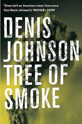Tree of Smoke by Denis Johnson - Large Paperback - SAVE 25% Bulk Book Discount