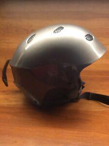 Bolle-L-XL-Silver-Ski-Snowboarding-Helmet-NEW-NEVER-WORN