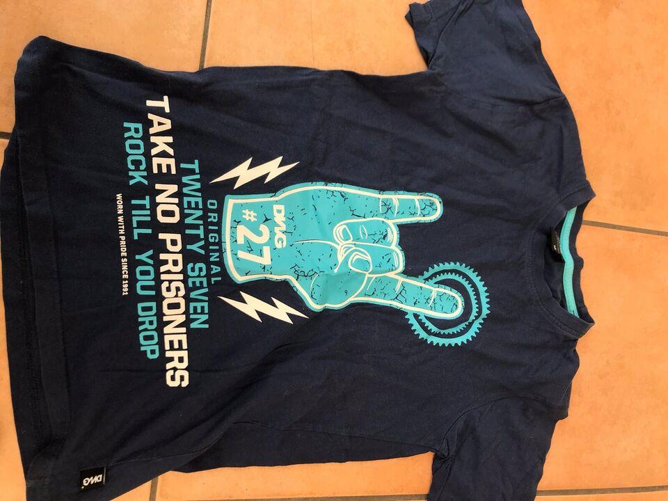 T-shirt, Kortærmet med print, DWG