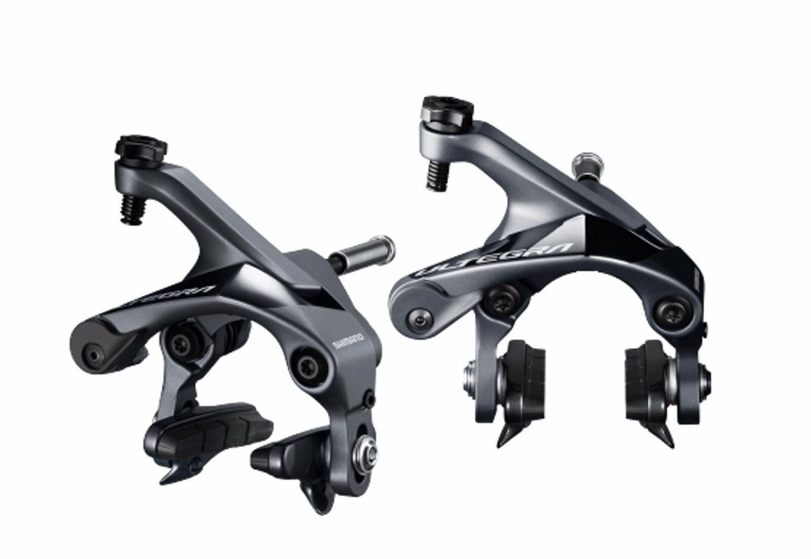 Shimano Ultegra BRR8000 8000 Bicycle DualPivot Brake Caliper Set FrontRear