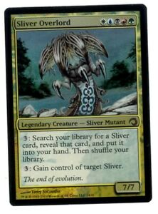 Sliver-Overlord-FOIL-Premium-Deck-Series-Slivers-MTG-Magic