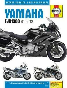 Yamaha-FJR1300-01-13-by-Coombs-Matthew-NEW-Book-FREE-amp-Pape