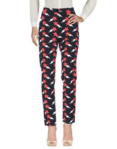 Pantaloni-Donna-BLUGIRL-FOLIES-Made-in-Italy-I193-Multicolore-Affusolato-Tg-44