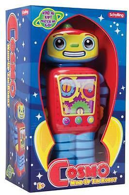 !! Neuartige Designs Kreativ °° Tin Toy °° Jouet En Tôle °° BerüHmt FüR AusgewäHlte Materialien Blechspielzeug Großer Roboter Cosmo 25 Cm Herrliche Farben Und Exquisite Verarbeitung