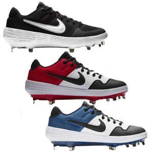 NEW-Mens-Nike-Alpha-Huarache-Elite-2-Low-Metal-Baseball-Cleats-Pick-Sz-amp-Color