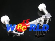 ALLOY FRONT/REAR SHOCK TOWER w/BODY POST S FOR HPI TROPHY 4.6 TRUGGY FLUX