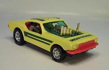 Corgi Toys Whizzwheels 166 Ford Mustang Dragster Organ Grinder #176