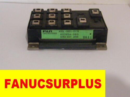 GE FANUC  A50L-0001-0178  FUJI 6DI85A-0-60 A50L00010178 NEW WARRANTY