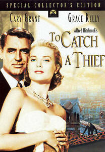 To Catch A Thief (1955) (DVD) NEW!!!FREE FIRST CLASS SHIPPING !!