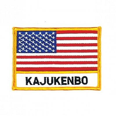 "4/"" Okinawan Karate Martial Arts Patch"