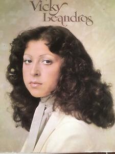 LP-Schallplatte-Vicky-Leandros-1978-Titel-zbsp-Meine-Liebe-Drehorgelmann