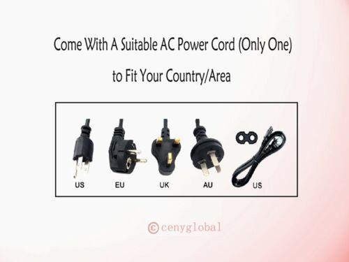 AC Adapter For Samsung SyncMaster P277OFH P2770FH LED LCD Monitor Power Supply