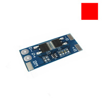 2S 8A 7.4V 8.4V Lithium LiPo Cell Li-ion BMS Battery 18650 Protection PCB Board