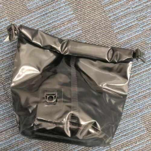 ■ Flying Tiger Taske Shoulder Bag Heavy Duty Roll Top Waterproof Dry Black 20L