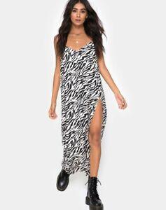 MOTEL-ROCKS-Batis-Maxi-Dress-in-90-039-s-Zebra-MR11-1