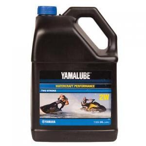 YAMALUBE 2W PWC WAVERUNNER WATER CRAFT 2-STROKE ENGINE OIL