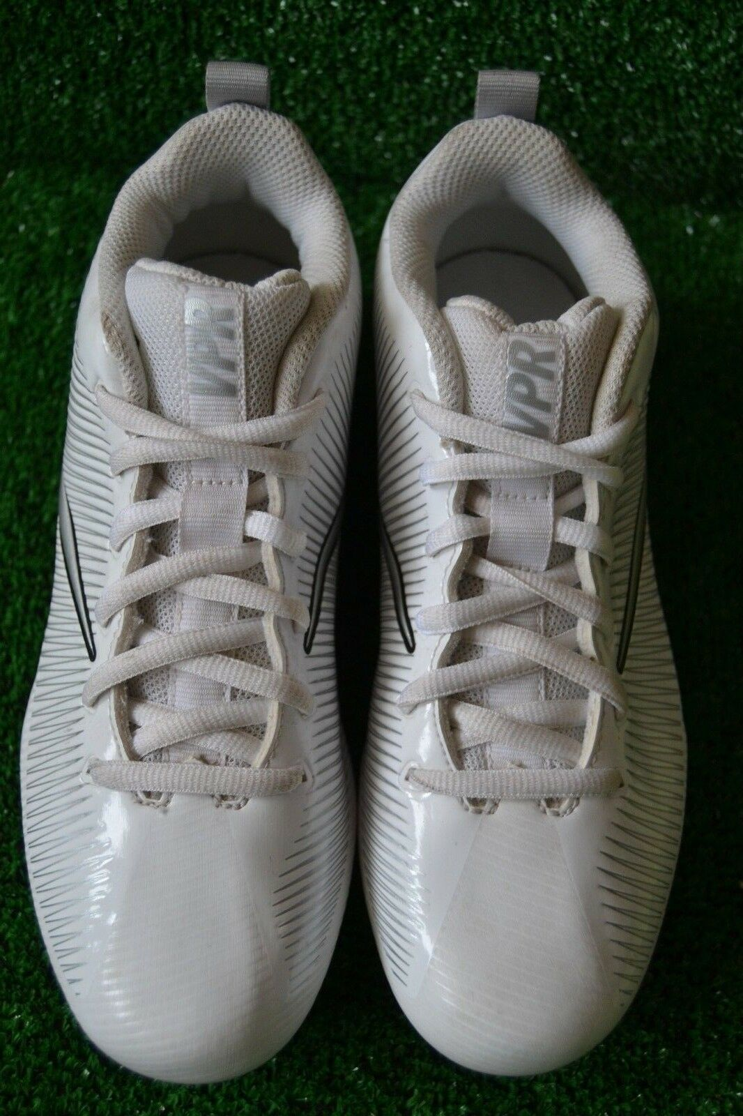 Nuevo Raro Mercurial Vapor Junior Nike Botines De Fútbol botas Tamaño 4.5UK-37.5EU