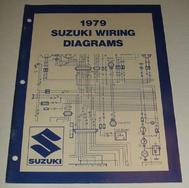 Suzuki Wiring Diagrams from i.ebayimg.com