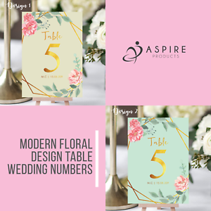 Personalised-Floral-Theme-Wedding-Table-Numbers-Name-Place-Cards-A5-A6-A7