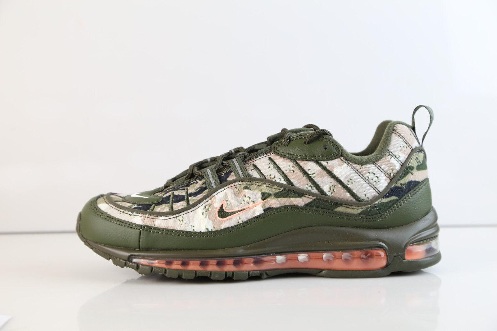 Nike air max 97 mimetico carico cachi tramonto tinta aq6156-300 sonodiventate gli 8 e i 13 1