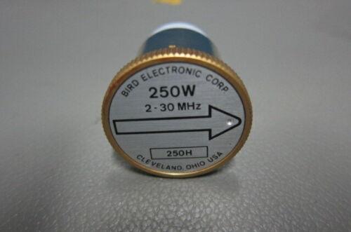 for Bird 43//4431 Wattmeter Bird 250H Element 250W, 2-30MHz