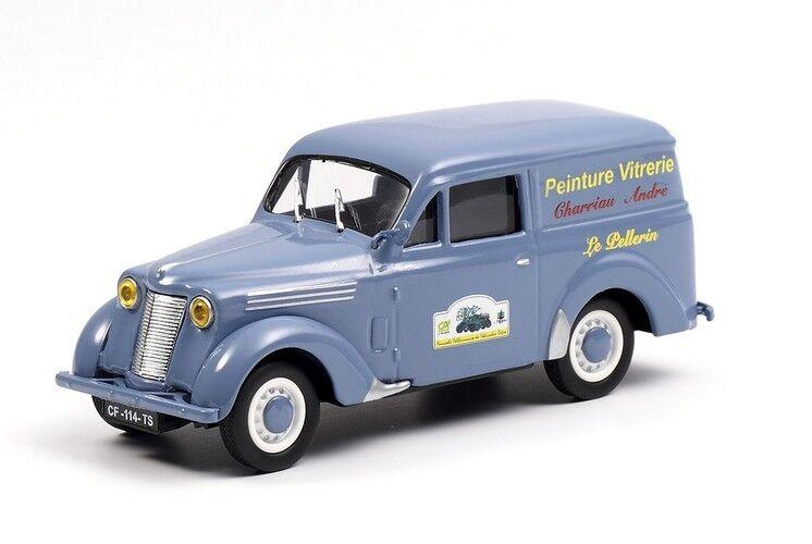 Renault Juvaquatre Peinture Vitrerie CHARRIAU ANDRE ELIGOR
