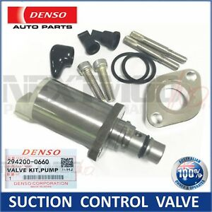 Details about DENSO 294200-0660 FUEL PUMP SUCTION CONTROL VALVE for NAVARA  D40 PAJERO 4M41 SCV