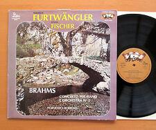 Brahms Piano Concerto no. 2 Edwin Fischer Furtwangler Unicorn ARCL 13032 Stereo